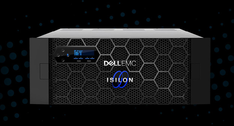 Isilon All-flash Scale-out NAS Storage